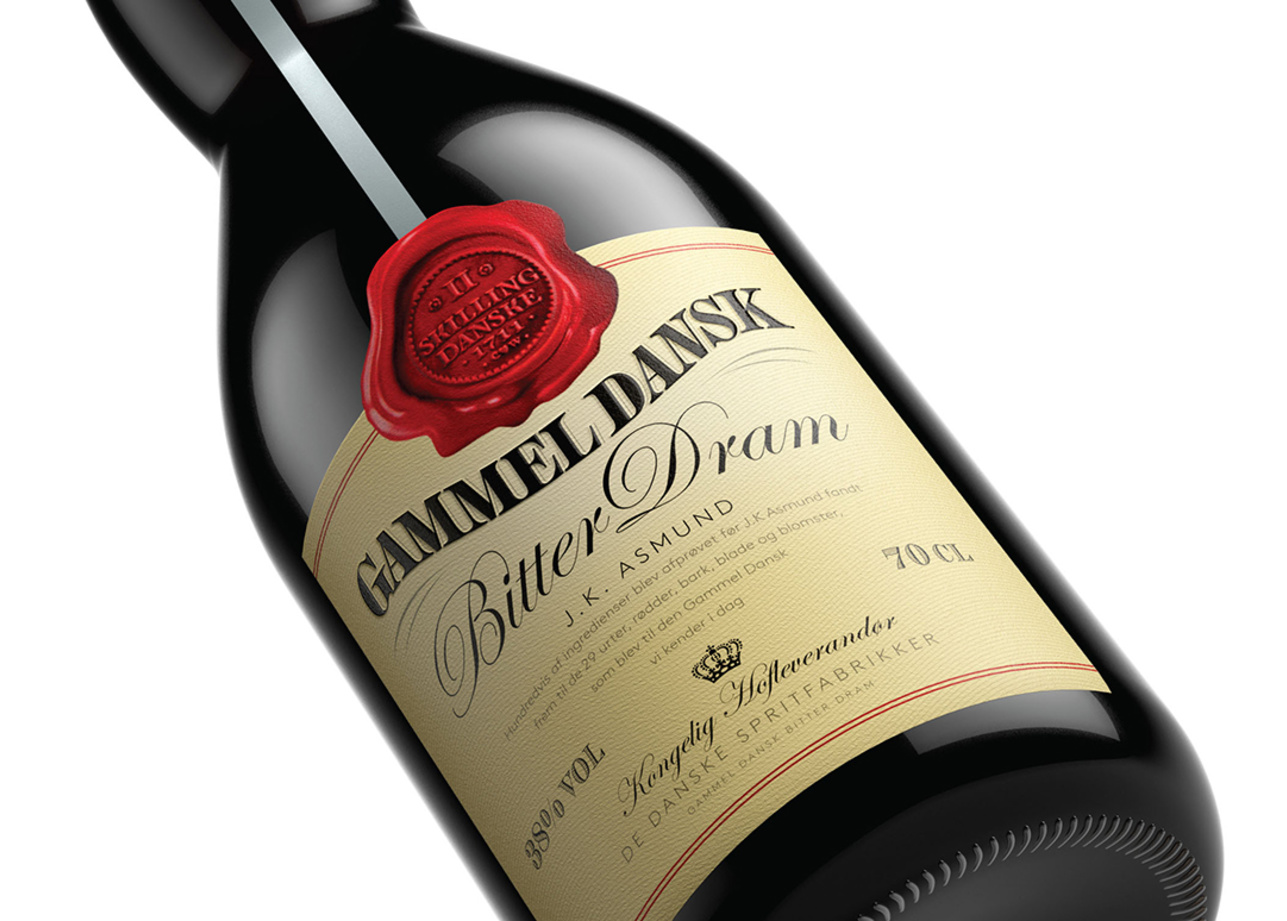 Gammel Dansk. The Craft Behind the Unique Taste.